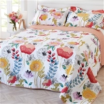 Water Colour Dream Bedspread