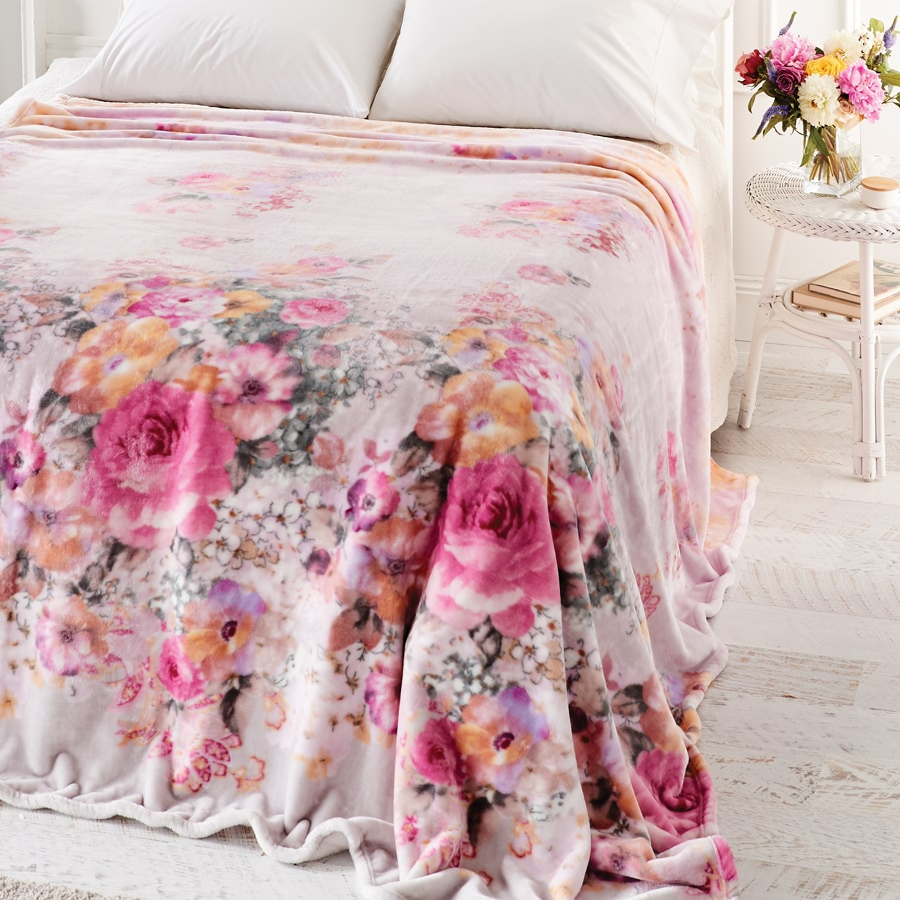 Floral Watercolour Blankets_FWCB_0