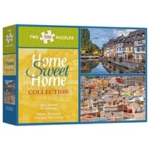 Home Sweet Home Collection Jigsaw