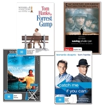 The Tom Hanks Bundle
