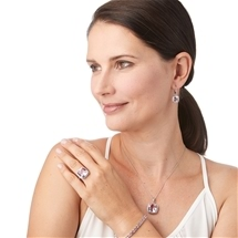 Pink Amethyst Jewellery Collection