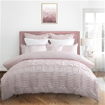 Francesca Rose Quilt Cover Set