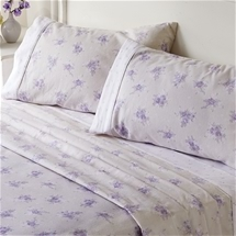 Printed Flannelette Sheets
