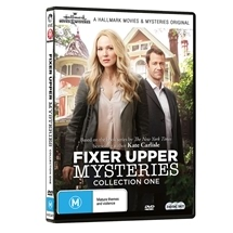 A Fixer Upper Mystery Collection