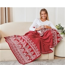 Nordic Throw Blankets
