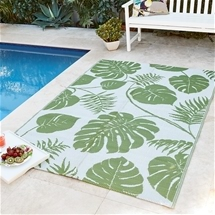 Tropical Patio Mat