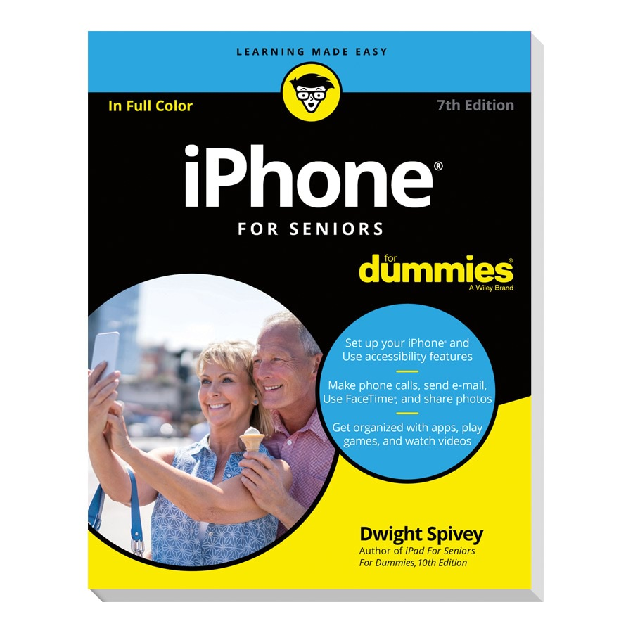 iPhone® For Seniors For Dummies 7th Edition_0416150_0