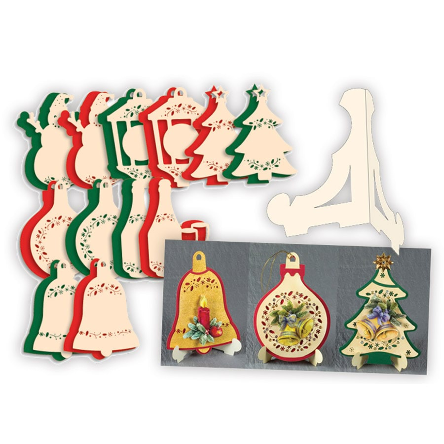 Christmas Cards, Cardlayers and Easels_47311_0