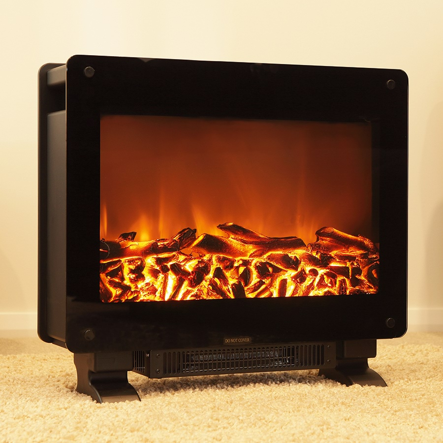 Electric Log Fire Heater_ELTHR_0