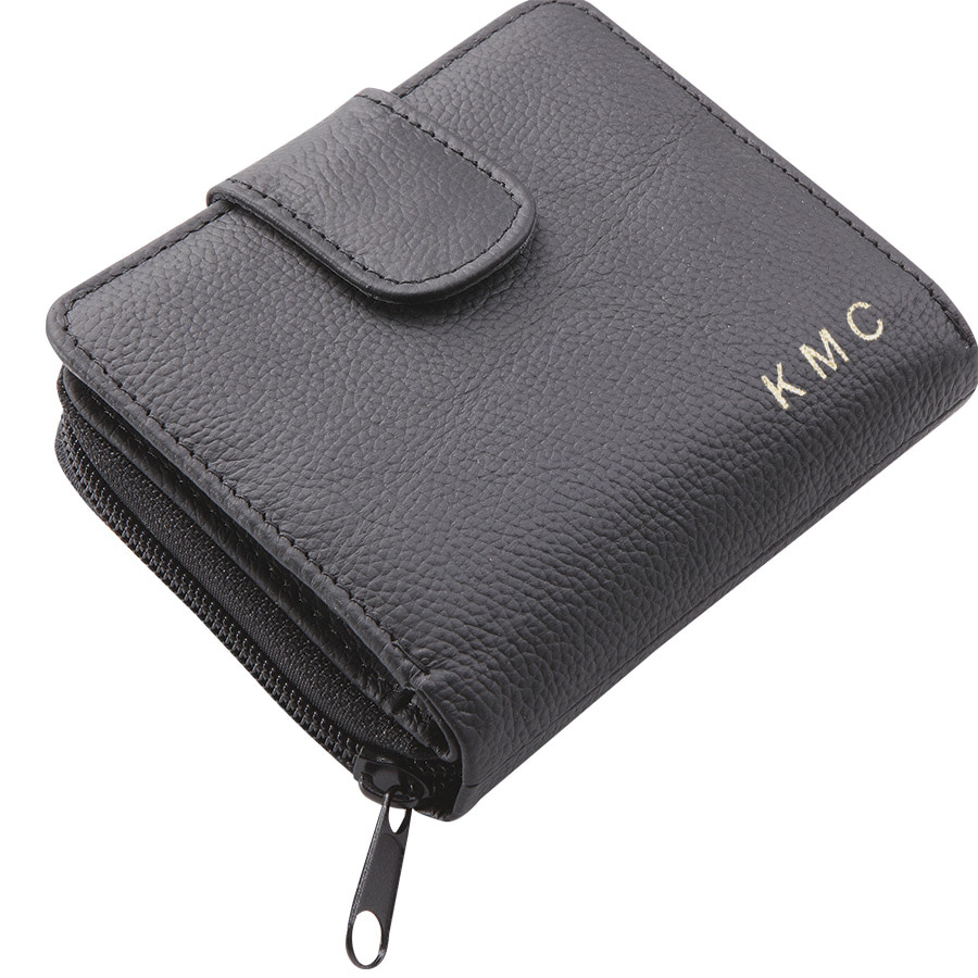 Personalised Leather Credit Card Wallet_LCWLT_1
